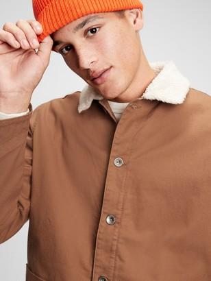 Gap Workforce Collection Sherpa Jacket