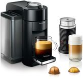 Nespresso by DeLonghi Evoluo Coffee/Espresso Machine Bundle with Aeroccino Frother