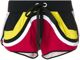 NO KA 'OI No Ka' Oi colour block running shorts