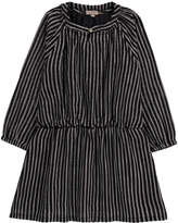 Emile et Ida Lurex Striped Dress