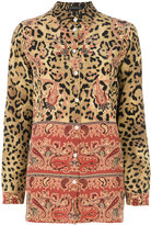 Etro - patterned blouse