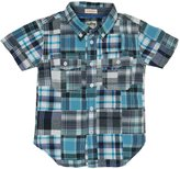 Hatley Shirt (Toddler/Kid)- Madras Plaid-7