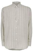 Saint Laurent Suits Print Collar Shirt