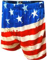 Briefly Stated American Flag Fly The Flag Boxer Shorts for men