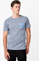 On The Byas Lantern Print Pocket T-Shirt