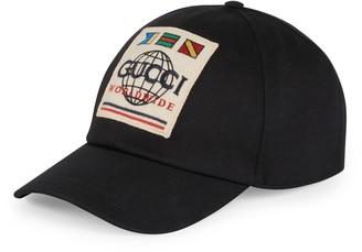 Gucci Worldwide Baseball Cap