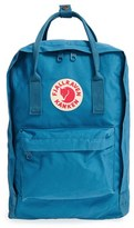 Fjäll Räven 'Kanken' Laptop Backpack - Blue