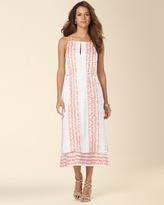 Soma Intimates Sleeveless Midi Dress