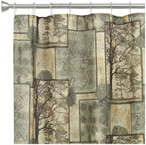Bacova Guild Natures Elements Shower Curtain