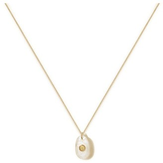 Pascale Monvoisin Orso N1 Necklace Moonstone