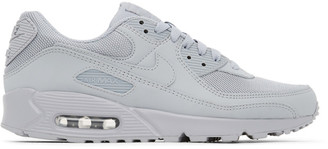 Nike Grey Air Max 90 Sneakers