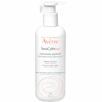 Avene XeraCalm A.D. Lipid-Replenishing Cleansing Oil for Dry, Itchy Skin 400ml
