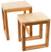 Design Ideas Siji Side Table - Set of 2