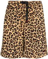 Gramicci Shell Packable leopard-print shorts
