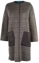 Max Mara Weekend Pareo Wool Blend Coat