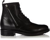 Saint Laurent Rangers leather ankle boots