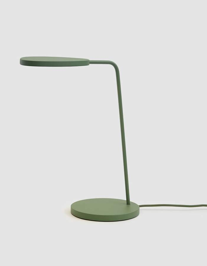 Muuto Leaf Table Lamp in Green