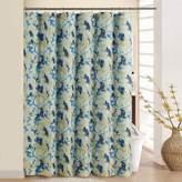 Waverly Leaf Storm Shower Curtain