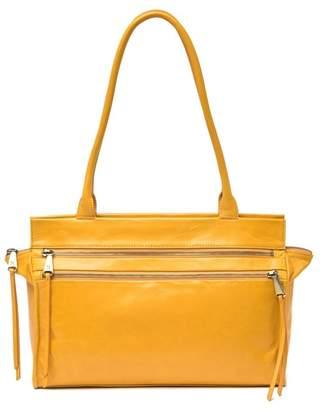 Hobo Seeker Leather Shoulder Bag