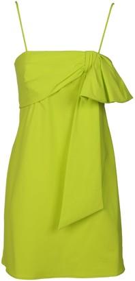 Dondup Draped Back-zip Dress