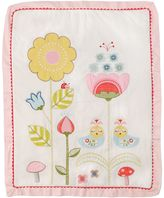 Living Textiles Scarlet All Seasons Cot Quilt