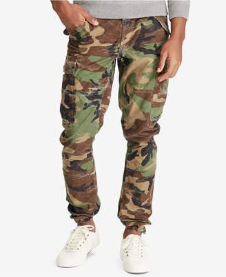 Polo Ralph Lauren Men Camo Cargo Pants