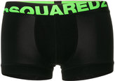 DSQUARED2 logo waistband boxer briefs