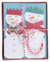 Paper Magic 12ct Snowmen Holiday Boxed Cards