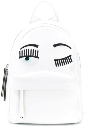 Chiara Ferragni Kids Flirting small backpack