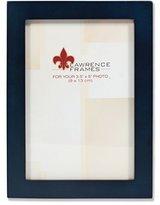 Lawrence Frames Standard Wood Luxury Frame, 3.5 by 5-Inch, Blue