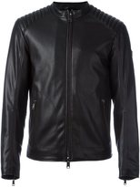 Armani Jeans faux leather jacket