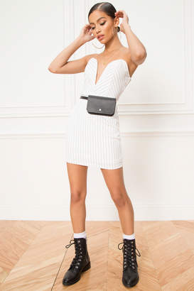 by the way. Kylee Strapless Dress