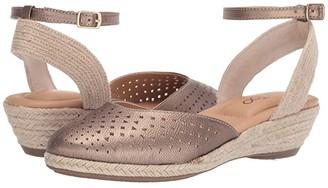 Me Too Norina (Mink Metallic) Women's Dress Flat Shoes
