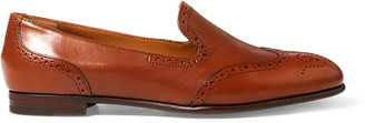 Ralph Lauren Quincy Calfskin Loafer
