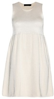 Calvin Klein Collection Knitted Silk Dress