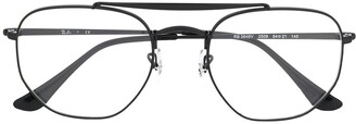 Ray-Ban Top Bar Round Glasses