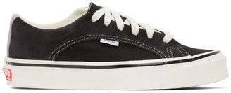 Vans Black and Grey OG Lampin LX Sneakers
