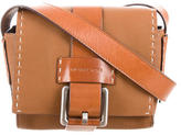 Michael Kors Janey Leather Crossbody Bag