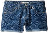 Levi's Scarlett Shorty Shorts (Big Kids)