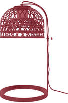 Moooi Emperor Table Lamp Red