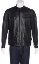 Fendi Selleria Leather Jacket w/ Tags