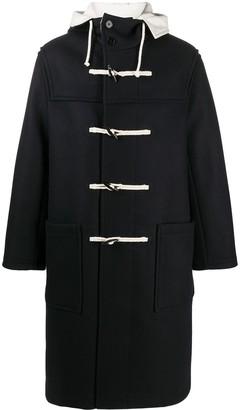 Jil Sander Mid-Length Duffle Coat