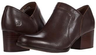 Børn Caley (Black Full Grain) Women's Boots