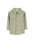 Cotton On Zac Long Sleeve Shirt