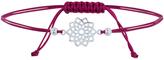 Accessorize Sterling Silver Crown Chakra Bracelet