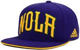 adidas New Orleans Pelicans Pride Jersey Hook Snapback Cap
