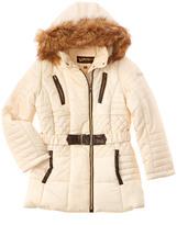 Hawke & Co Girls' Fashion Stadium Jacket