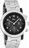MC M&c Women's | Boyfriend Style & Chronograph Look | FC0385