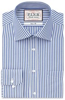 Thomas Pink Brookland Stripe Dress Shirt - Bloomingdale's Classic Fit