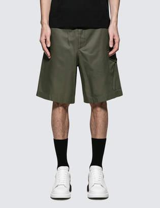 Alexander McQueen Pockets Short